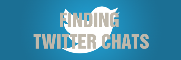 Finding Twitter chats