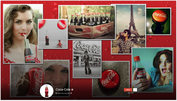 Coca Cola Cover Photo Image