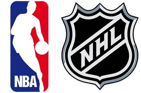 nhl and nba playoffs